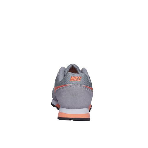 scarpa sportiva da donna nike, grigio, 509-2223 - 17