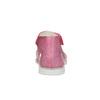 Sandali da ragazza con fiocco mini-b, rosa, 261-5160 - 17