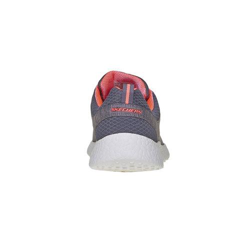 sneaker da donna skechers, grigio, 509-2707 - 17