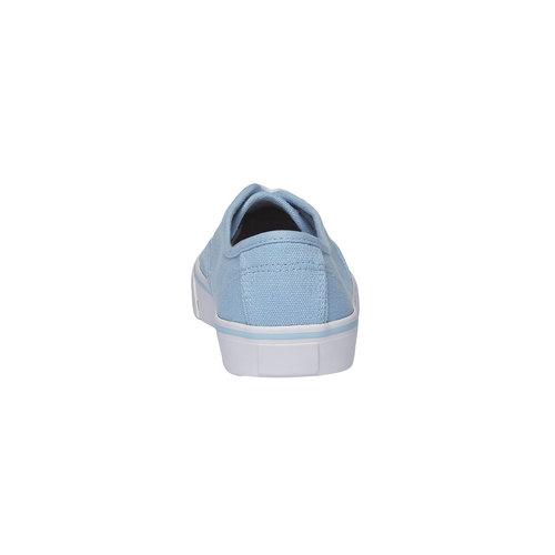 Sneakers di tela north-star, viola, 549-9221 - 17