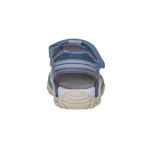 Sandali da bambino mini-b, blu, 361-9173 - 17
