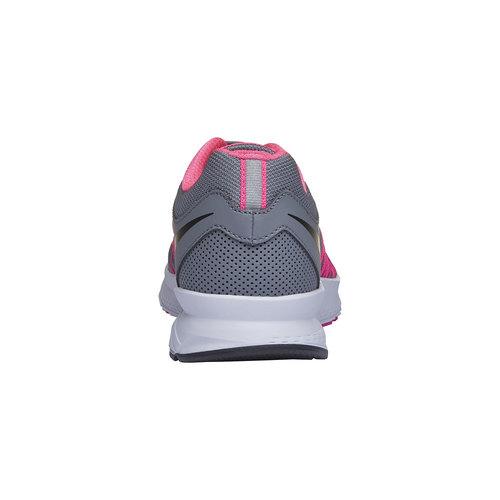 Sneakers eleganti da donna nike, grigio, 509-2323 - 17