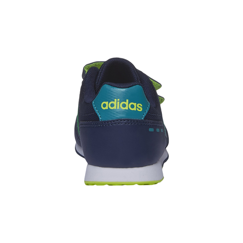 Sneakers sportive da bambino adidas, blu, 309-9147 - 17