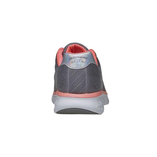 Sneakers sportive da donna skechers, grigio, 509-2659 - 17