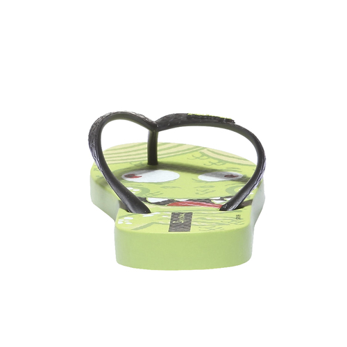 Infradito colorate ipanema, verde, 372-7120 - 17