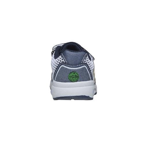 Sneakers Turtles da bambino, bianco, 319-9199 - 17