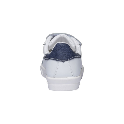 Sneakers da bambino in pelle north-star-junior, bianco, 314-1222 - 17