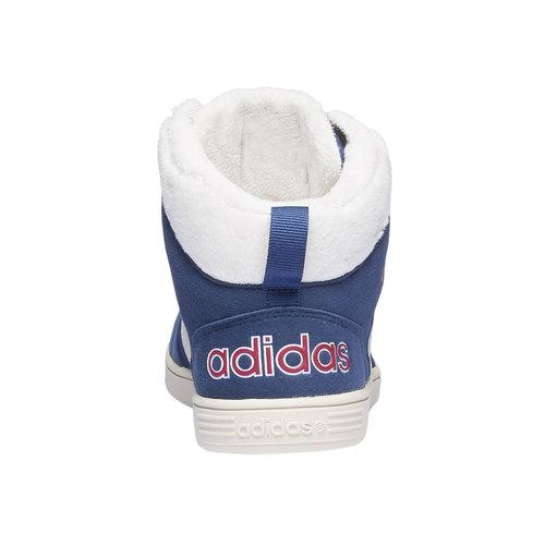 Sneakers alla caviglia con fodera calda adidas, viola, 401-9191 - 17