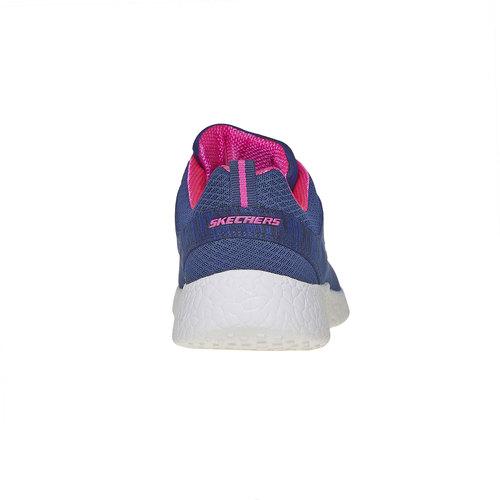 sneaker da donna skechers, viola, 509-9707 - 17
