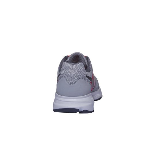 Sneakers sportive da bambino nike, grigio, 409-2205 - 17
