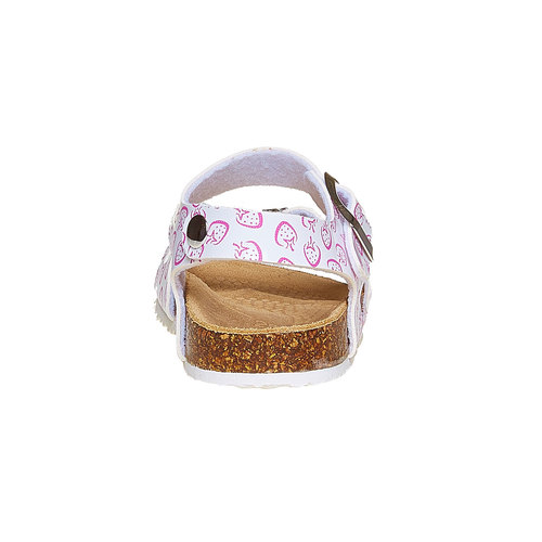 sandalo bimba mini-b, bianco, 261-1172 - 17