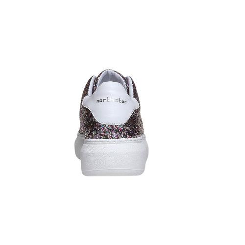 Sneakers da donna con glitter north-star, 541-0223 - 17