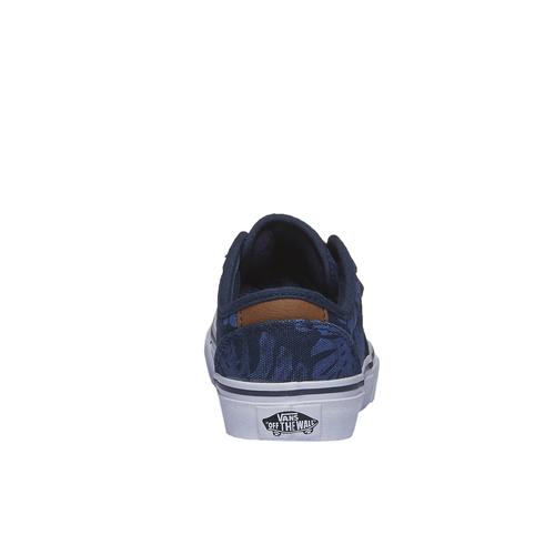 Sneakers da bambino con stampa vans, viola, 489-9198 - 17