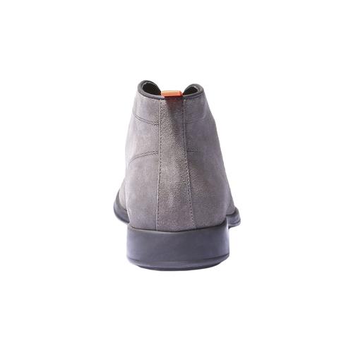 Scarpe alla caviglia in stile Chukka flexible, grigio, 893-2341 - 17