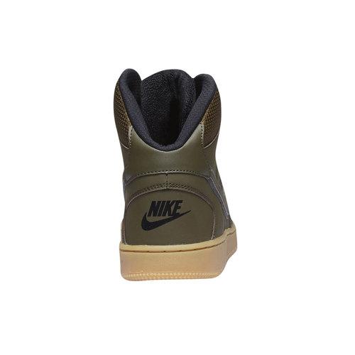 Sneakers Nike alla caviglia nike, verde, 801-7728 - 17