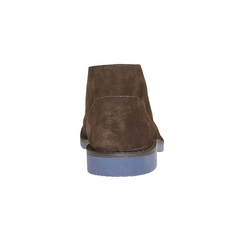 Scarpe alla caviglia in stile Chukka bata, marrone, 893-4275 - 17