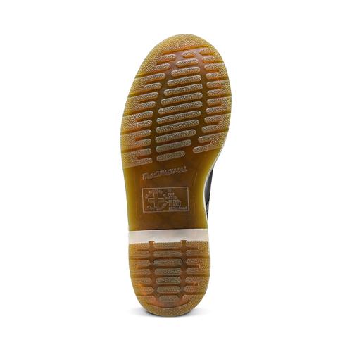 Scarpe in pelle Dr. Marten's alla caviglia dr-martens, nero, 594-6149 - 17