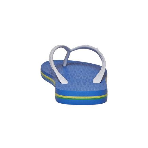 Infradito colorate ipanema, blu, 872-9121 - 17