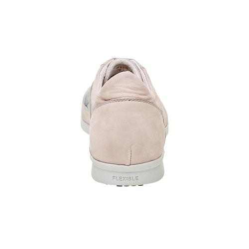 Sneakers informali da uomo flexible, grigio, 826-2638 - 17