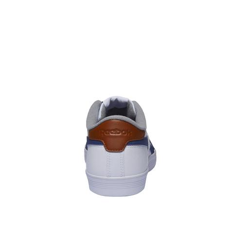 Sneakers da uomo reebok, bianco, 801-1130 - 17