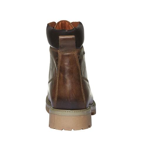 Stivaletti, marrone, 894-3276 - 17