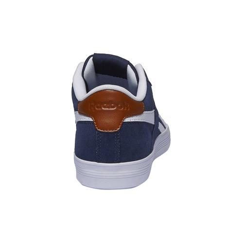 Sneakers da uomo in pelle reebok, viola, 803-9104 - 17