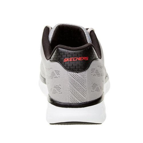 Sneakers sportive da uomo skechers, grigio, 809-2979 - 17