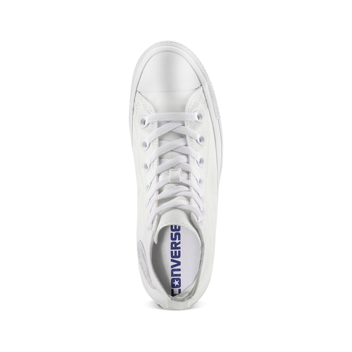 Sneakers da donna alla caviglia converse, bianco, 589-1378 - 17