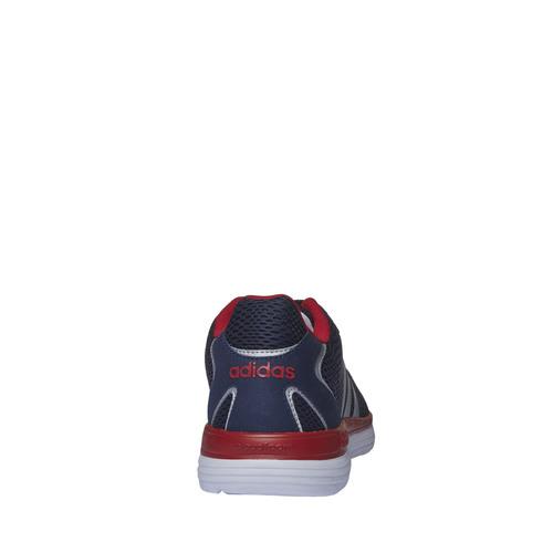 Sneakers sportive da uomo adidas, blu, 809-9117 - 17