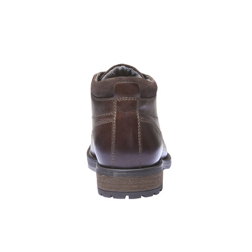 Stivaletti bata, marrone, 894-4661 - 17