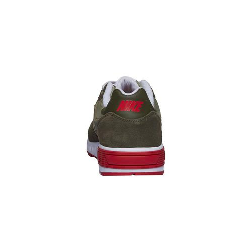 Sneakers da uomo nike, marrone, 803-3361 - 17