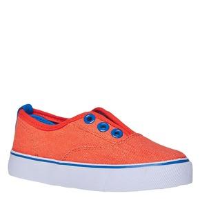 Slip-on da bambino mini-b, arancione, 219-4150 - 13