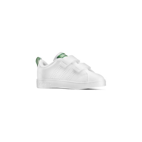 Sneakers Adidas da bambino adidas, bianco, 101-1233 - 13