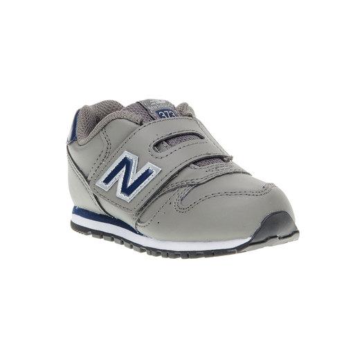 Sneakers New Balance da bambino new-balance, grigio, 101-2351 - 13