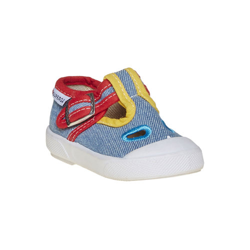 Sandali colorati per i più piccoli superga, blu, 169-0314 - 13
