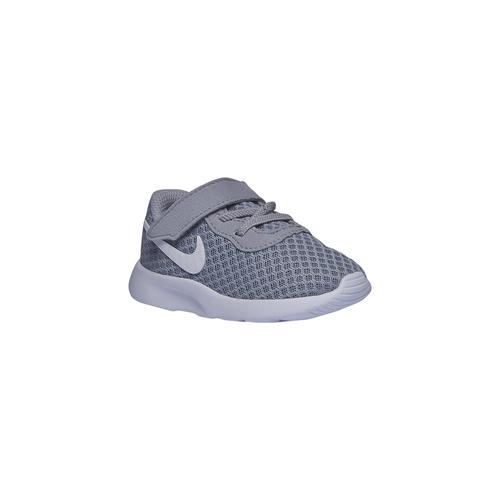 Sneakers grigie da bambino nike, grigio, 109-2130 - 13