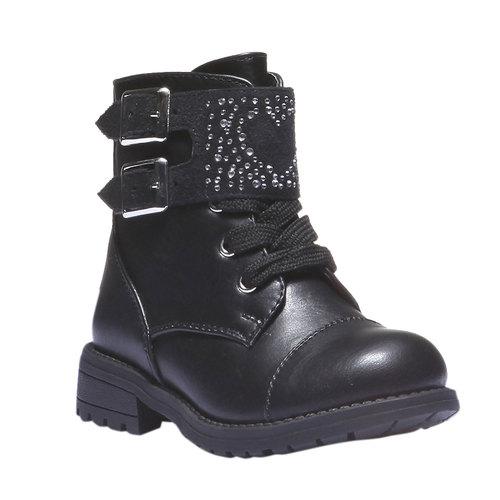 Scarpe bambini mini-b, nero, 291-6121 - 13