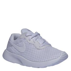 Sneakers bianche da bambino nike, bianco, 309-1177 - 13