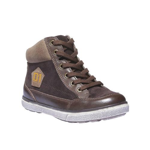 Scarpe bambini mini-b, marrone, 313-4178 - 13