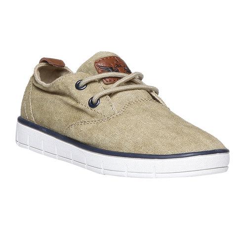 Sneakers informali da bambino mini-b, giallo, 319-8200 - 13