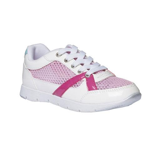 Sneakers sportive da ragazza mini-b, bianco, 329-1175 - 13