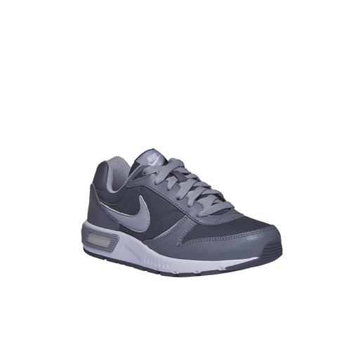 Sneakers da bambino nike, grigio, 409-2219 - 13