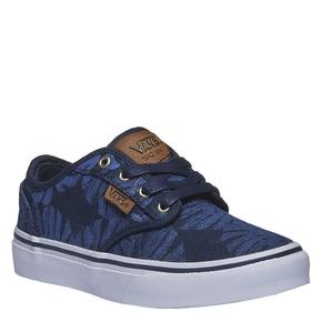 Sneakers da bambino con stampa vans, viola, 489-9198 - 13