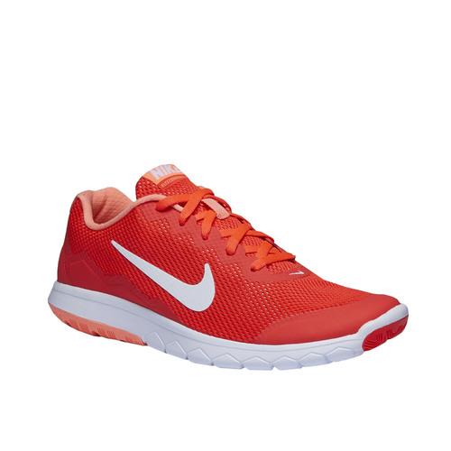 Sneakers sportive da donna nike, rosso, 509-5701 - 13