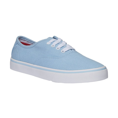 Sneakers di tela north-star, viola, 549-9221 - 13