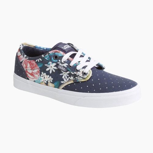 Sneakers di tela VANS da donna vans, viola, 589-9292 - 13