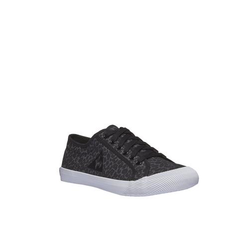 Sneakers in tessuto le-coq-sportif, nero, 589-6693 - 13