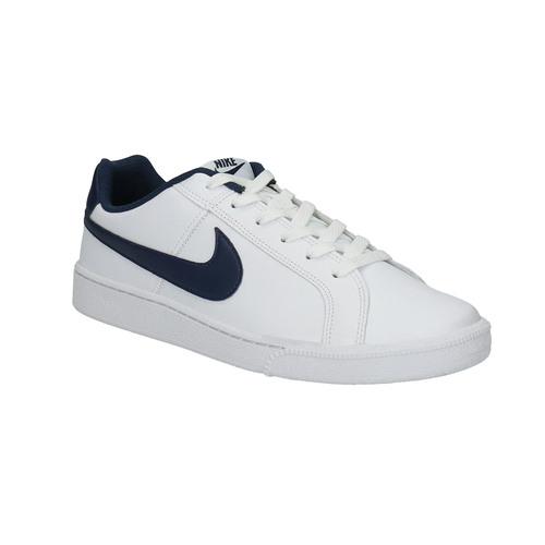 Sneakers bianche da uomo nike, bianco, 801-1235 - 13