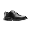 Brogue in pelle Comfort bata-comfit, nero, 824-6938 - 13