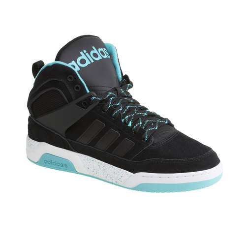 Sneakers Adidas alla caviglia adidas, nero, 803-6107 - 13